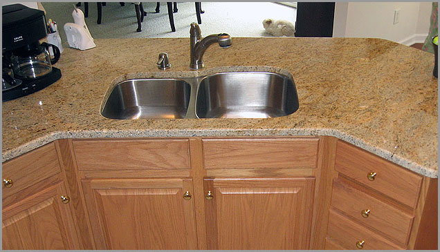 Gold Countertops Kashmir Gold Granite Countertop Samples